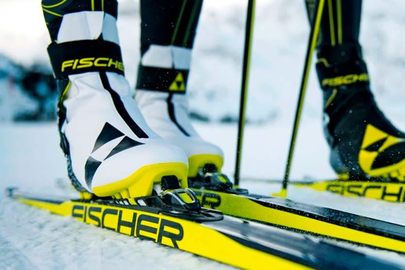 Новые модели Fischer - небольшой обзор от SkiTeamRussia
