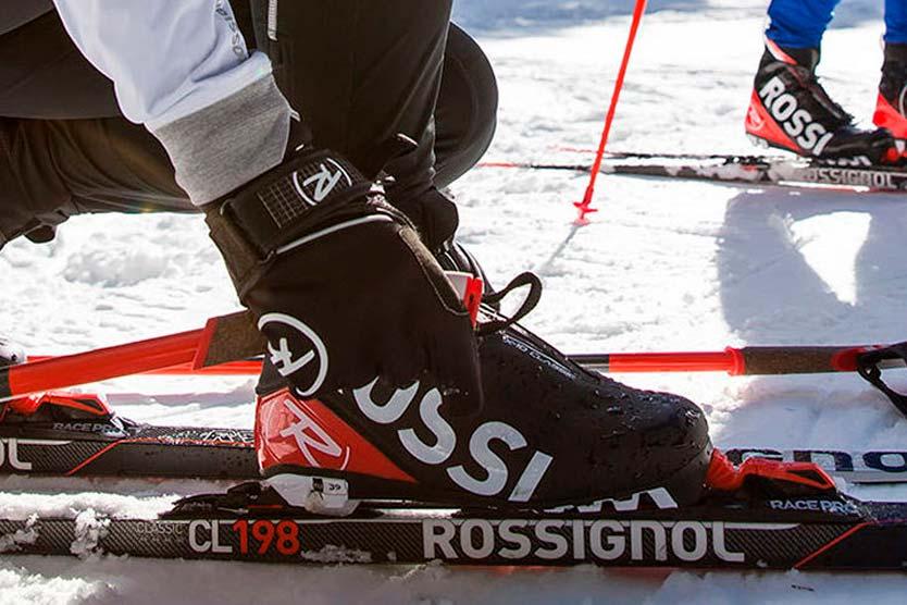 Лыжи Rossignol X-Ium преимущества моделей S3 и C3 на весеннем снегу