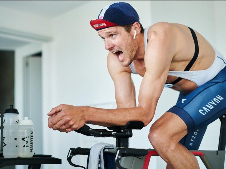 Ян Фродено - самый известный триатлонист в мире