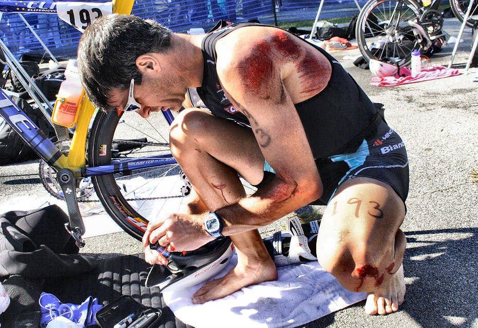 Распространенные травмы триатлонистов: виды и причины