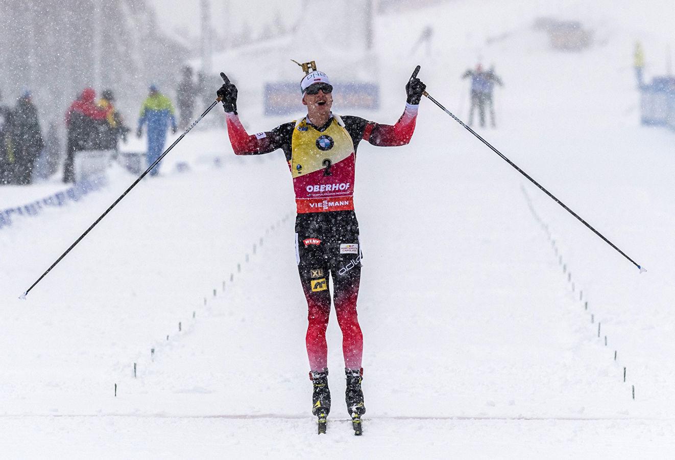 Особенности тренировок норвежских биатлонистов